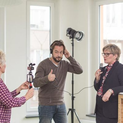 Video mit dem Smartphone Workshop