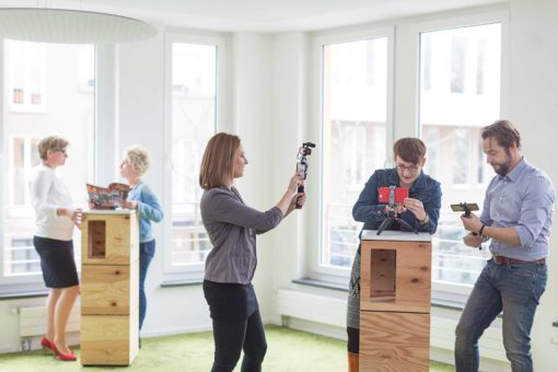 Video mit dem Handy Workshop