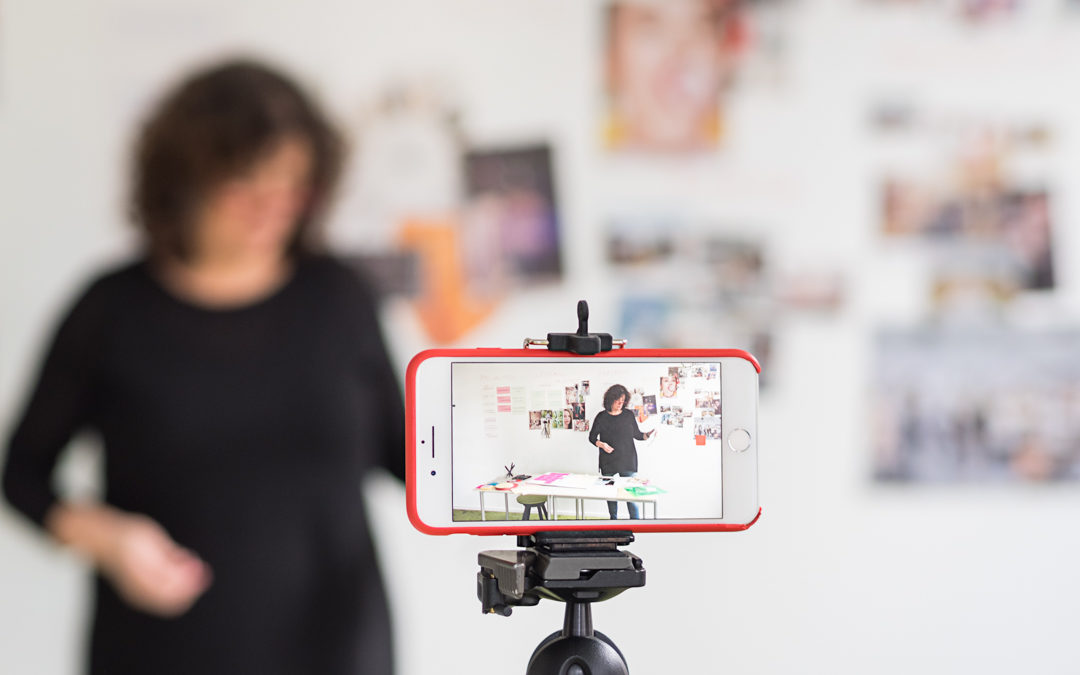 Perspektiven wechseln mit dem Selfiestick