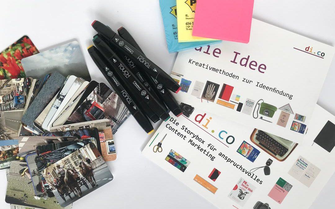 Kreativitätstechniken für Solopreneurs