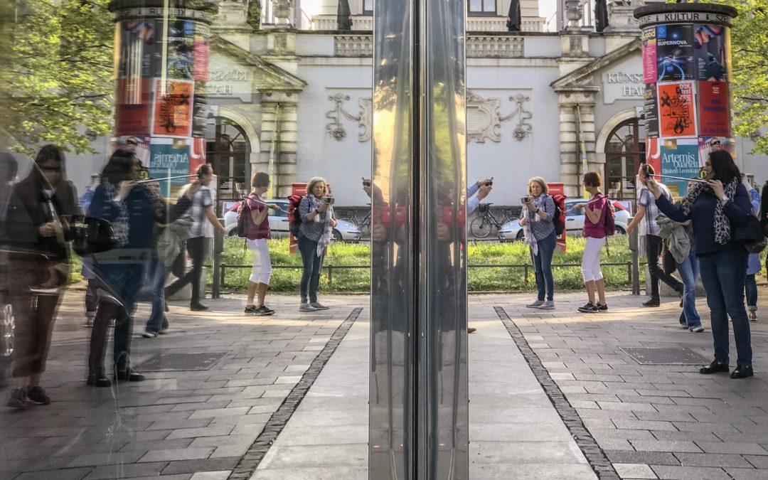 """Smart durchs Viertel – Unser Fotowettbewerb für """"Open Westend 2019"""""""