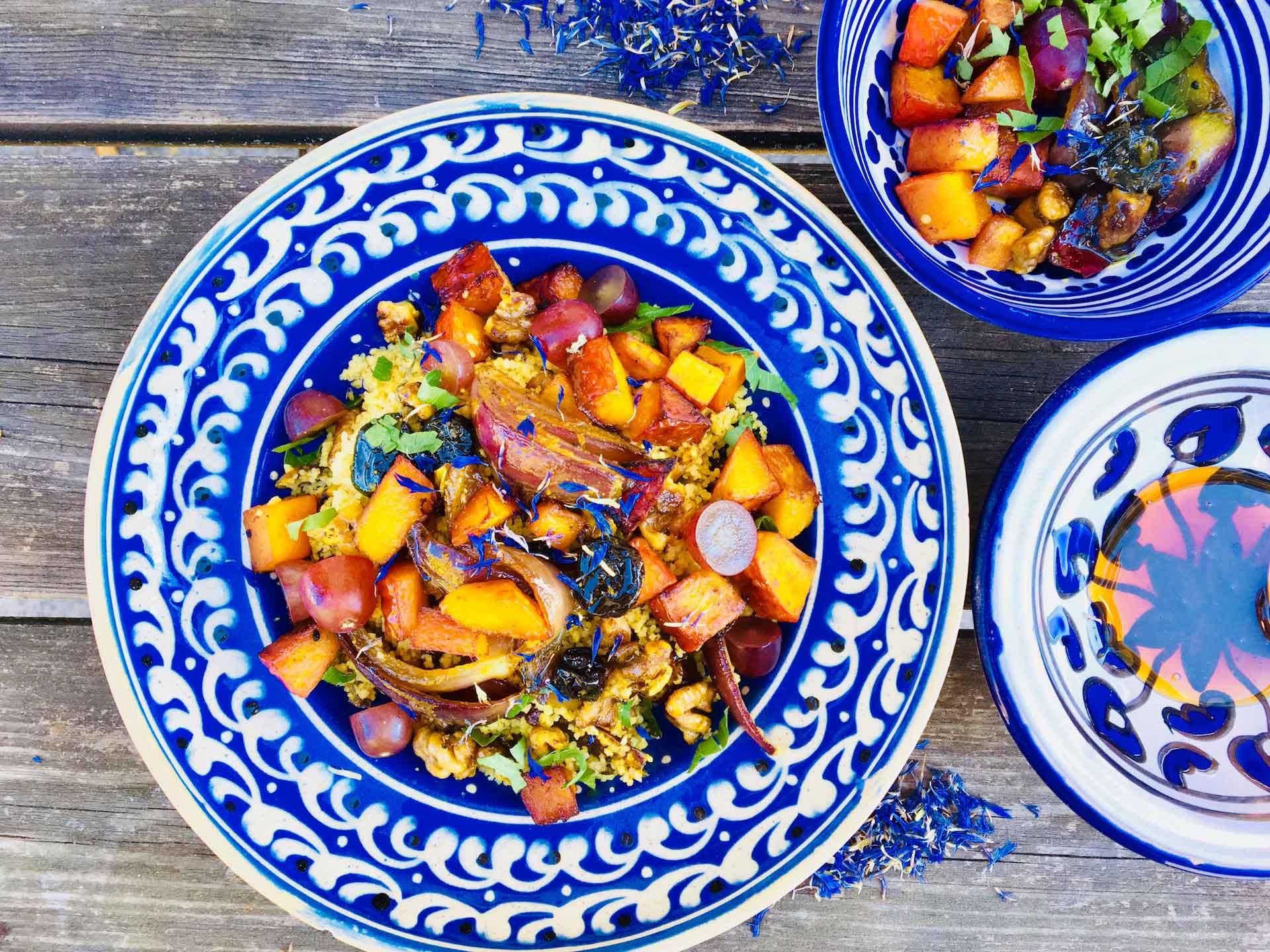"""Food-Fotos mit dem Smartphone – das neue Kochbuch """"Wildgrün – Slow & Spicy"""""""