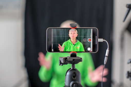Storytelling vor Video