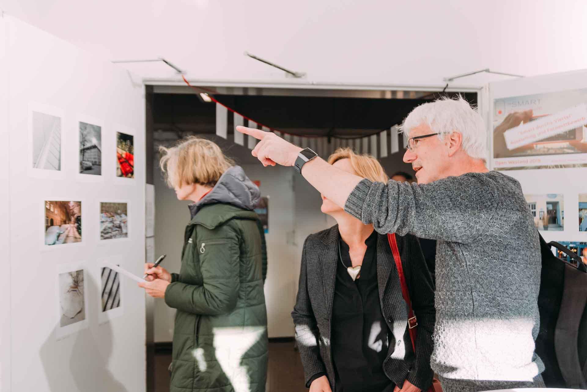 """Wir laden ein zum """"Tag der offenen Tür"""" vom 8.-10. November 2019"""