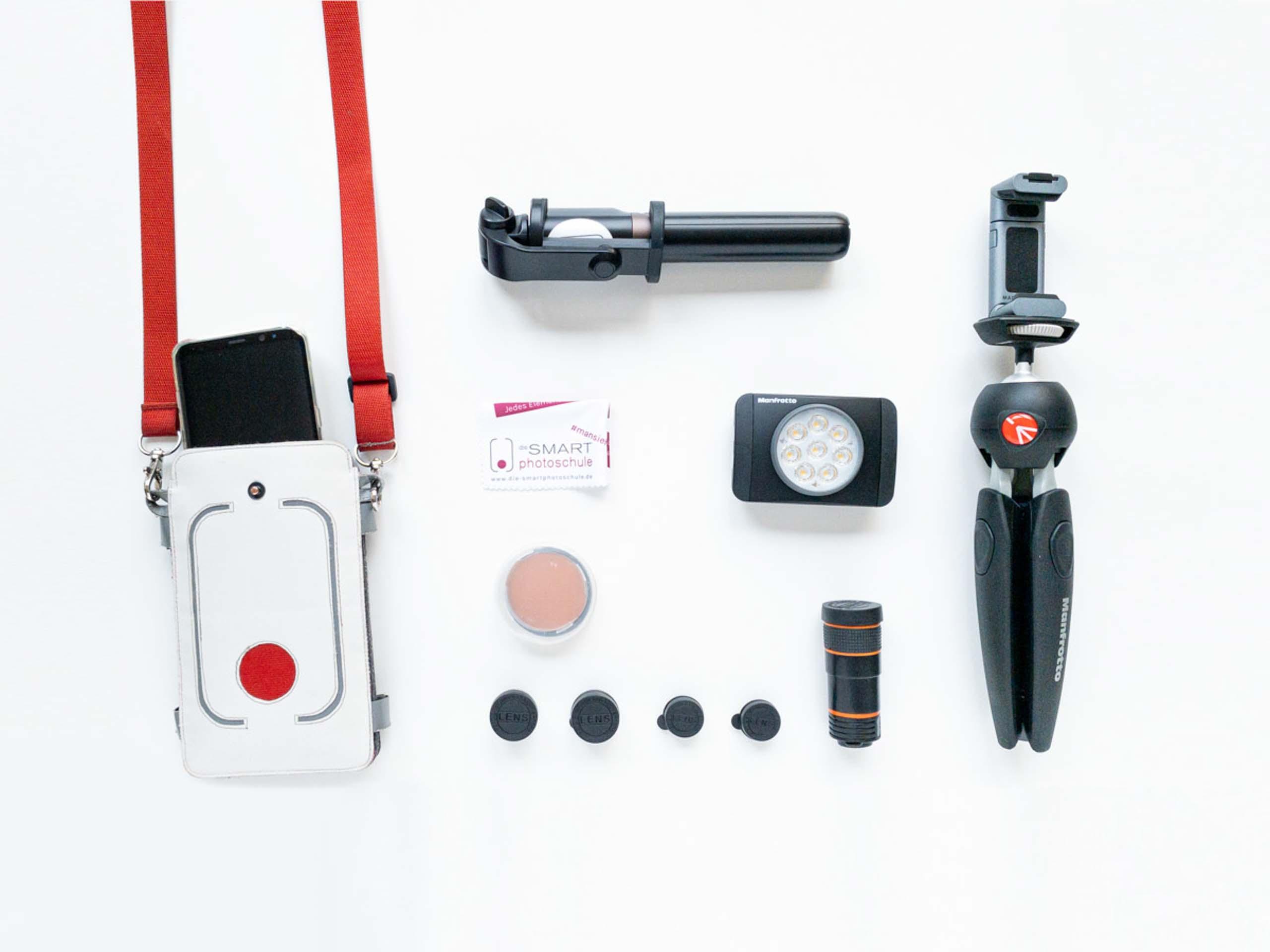 Smartphone Fotografie für Business